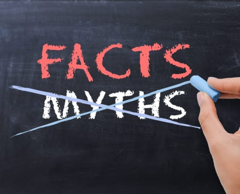 5 common insurance myths debunked