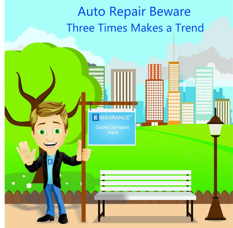 auto repair beware
