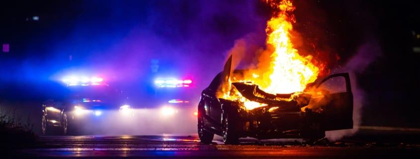 car insurance arson
