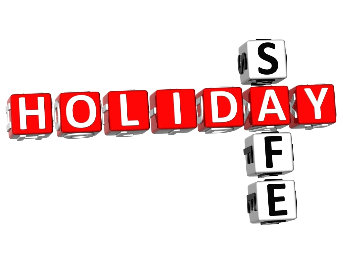 holiday safety tips for the upcoming season