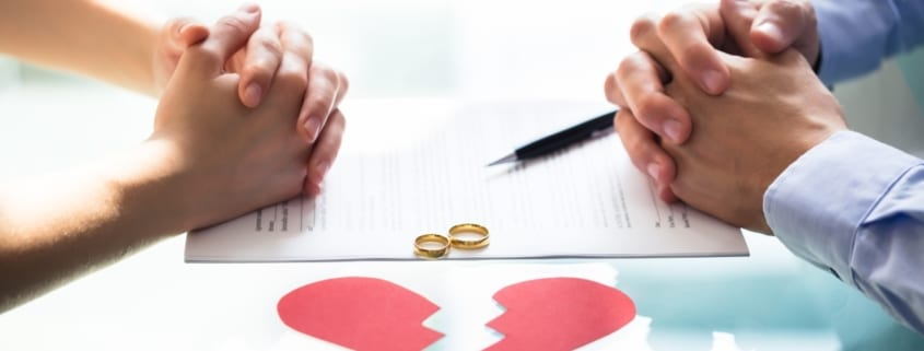 how divorce affect car insurance