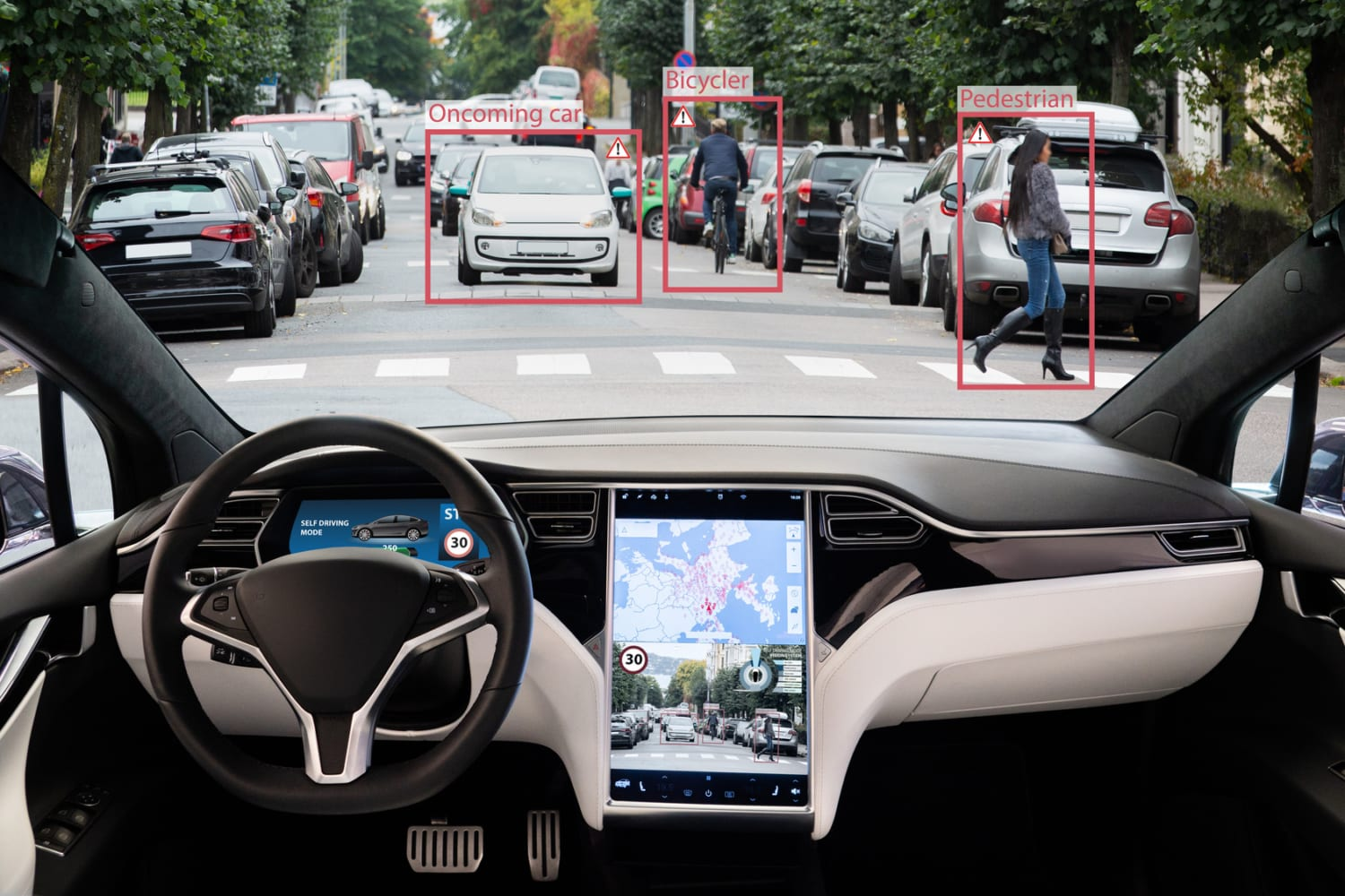 self driving cars pros and cons