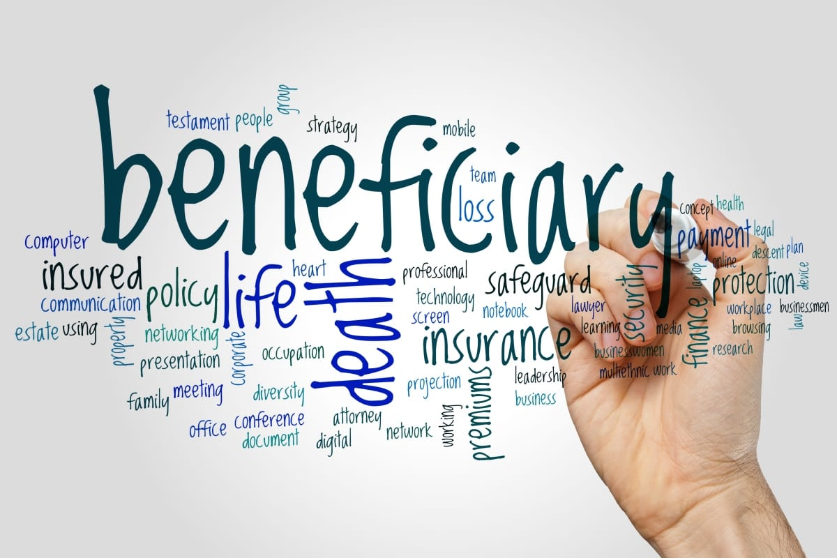 the right way to pick your life insurance beneficiary