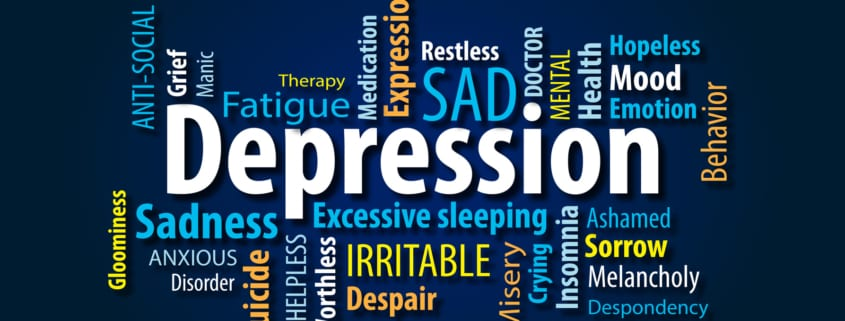 the vicious cycle of poor sleep, depression and chronic pain