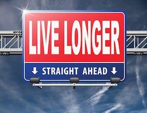 tip for living longer